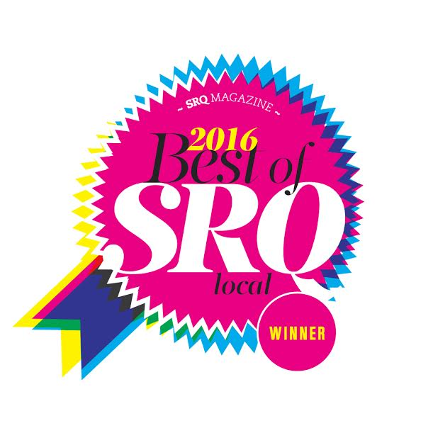 Srq Mag Winner 2016 Decal